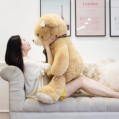 超大号可爱思念熊