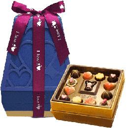 一鹿有你巧克力礼盒