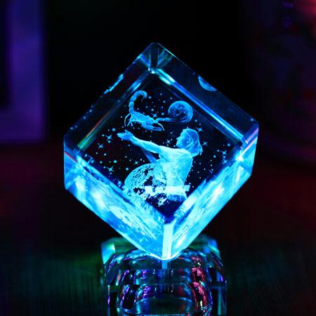 十二星座水晶魔方