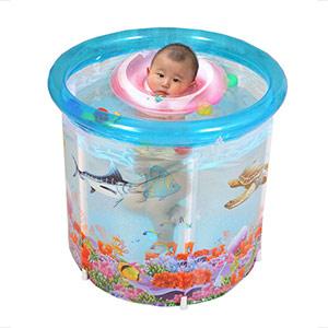 婴儿超大号充气游泳池