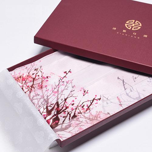 上海故事天然桑蚕丝丝巾