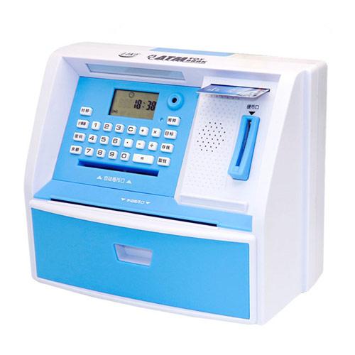 卡通ATM机存钱罐