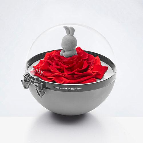 玫瑰永生花礼盒