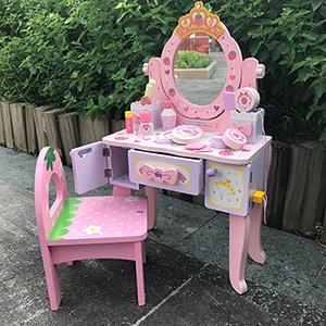 梦幻魔法棒梳妆台玩具