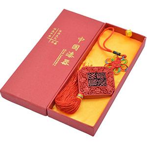 北京特色漆雕首饰盒