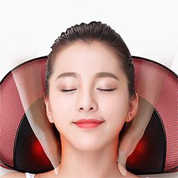 家用多功能颈椎按摩枕