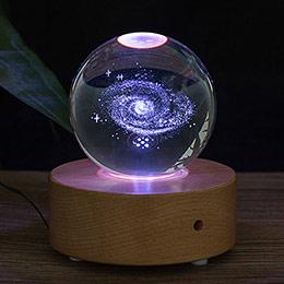 3D水晶球音乐盒