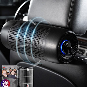车载智能空气净化器