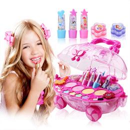 迪士尼公主化妆盒玩具