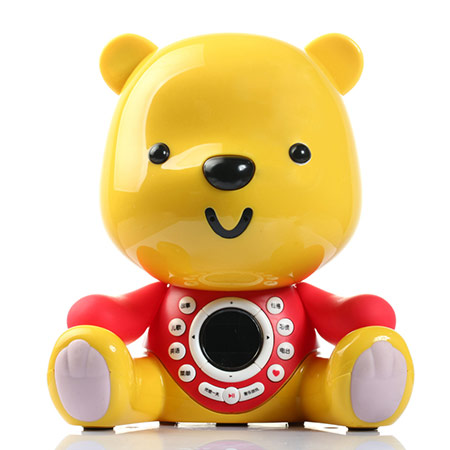 小熊智能早教故事机