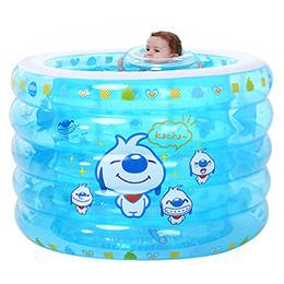 充气式宝宝游泳池
