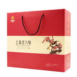 上海老八样糕点礼盒