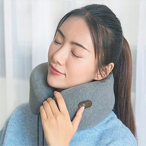 乐范U型颈椎按摩枕