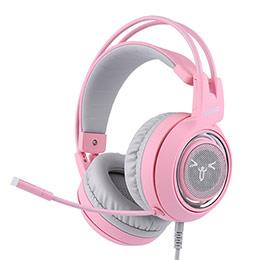 可爱女生猫耳耳机