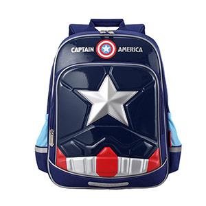 美国队长儿童书包