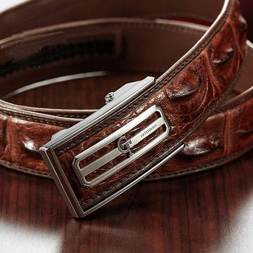 皮尔卡丹男士自动扣皮带