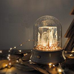 一线牵创意情侣浪漫夜灯