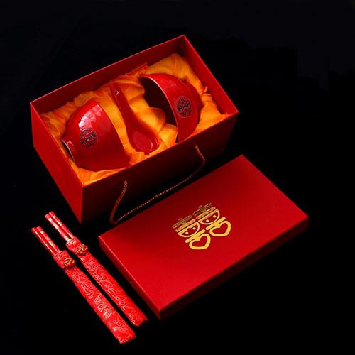 中国风陶瓷餐具礼盒