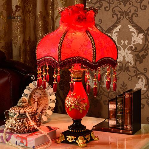 婚庆天鹅相框玫瑰灯