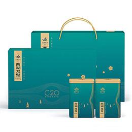 西湖龙井茶高档礼盒