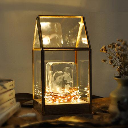 私人定制魔镜调光台灯
