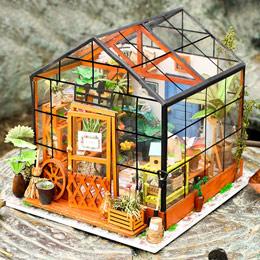 凯西花房拼装小屋