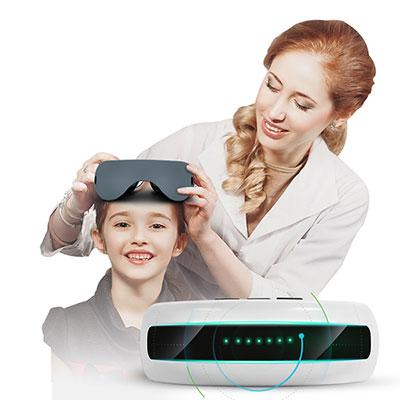 青少年眼部防近视按摩仪
