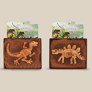 恐龙化石巧克力礼盒