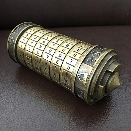 达芬奇密码筒