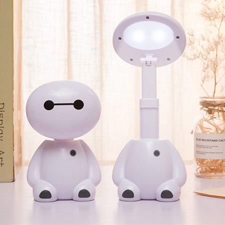 LED萌宠充电台灯