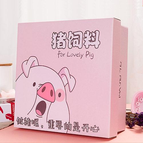 甜蜜少女零食礼盒